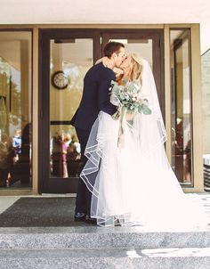 TESSA BARTON: Sarah & Pete Dunn - Southern Wedding