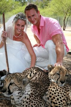 Chcecie wziąć ślub na Mauritiusie - napiszcie biuro@romantictravels.pl  Safari Adventures Wedding - Mauritius #wedding #Mauritius #Safari