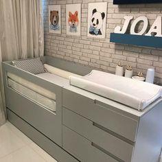 Girl Nursery Bedding, Baby Bedroom, Baby Boy Rooms, Baby Room Decor, Nursery Room, Baby Room Neutral, Baby Room Design, Kids Furniture, Decoration