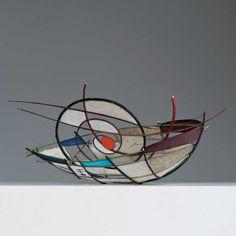 Jane Balsgaard boat sculpture    prweb.com