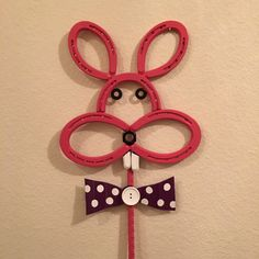 A personal favorite from my Etsy shop https://www.etsy.com/listing/269305038/horseshoe-bunny