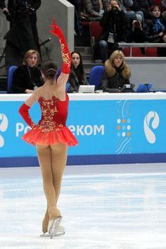 Alina Zagitova poster, mousepad, t-shirt, #celebposter Alina Zagitova, Beautiful Buttocks, Up Skirt Pics, Ice Girls, Girls In Mini Skirts, Female Gymnast, Funny Sexy, Figure Skating Dresses, Women Figure