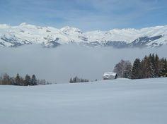 Swiss mountains #switzerland #swiss #mountain #winter #snow #landscape #latergram #naturephotography