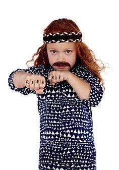 The Stella McCartney AW14 Kids Collection. #StellaKids