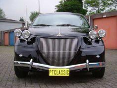 Chrysler Pt Cruiser, Antique Cars, Affair, Culture, Retro, Ideas, Cars, Vintage Cars, Retro Illustration