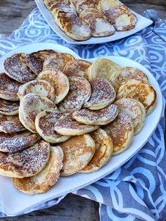 Túrós tarkedli - GastroHobbi Cake Recipes, Dessert Recipes, French Toast, Deserts, Dinner Recipes, Nutella, Food And Drink, Sweets, Homemade