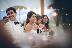 Wedding toasts can be super stressful! Here's what to say (and not to say) to keep them memorable...in a good way! http://www.womangettingmarried.com/dos-donts-wedding-toasts/