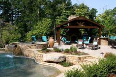 backyard cabana | cabana