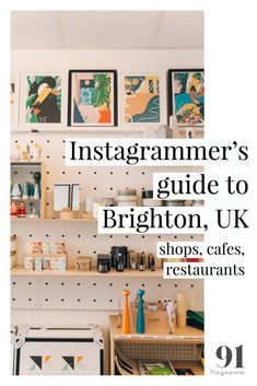 √ Brighton Recommended For You Brighton Cafe, Brighton England, Brighton And Hove, Brighton Food, Visit Brighton, Brighton Photography, Road Trip Uk, British Travel, Things To Do In London