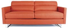 This stylish sofa from Copenhagen is made from recycled materials and wood from sustainably managed forests.