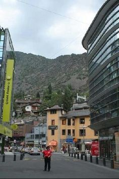 Andorra la Vella - Andorra