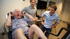 Eldre blir svakere – men det er ikke musklene det er noe galt med. Kan 70-åringer få muskelstyrken til en 20-åring? Ja visst, og nå vet forskerne hvordan.