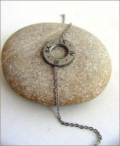 Silver delicate woman bracelet bracelet porte-bonheur Pocket Watch, Bracelets, Delicate, Woman, Silver, Accessories, Etsy, Stone Bracelet, Lucky Charm