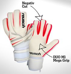 Goalkeeper Gloves Reusch