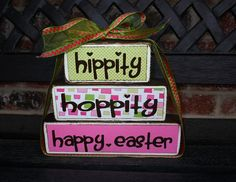 Hippity Hoppity Happy Easter