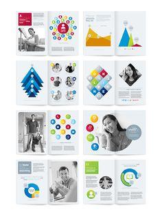 White Pages by Josip Kelava, via Behance