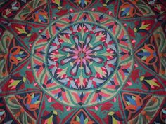 Quilts and Pieces: Tentmakers of Cairo (Egypt)