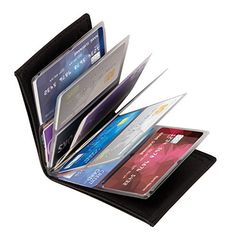 A stylish man comes out with stylish appearance. For accessory, wallet is an indispensable things for men, our Best and stylish RFID wallets for men won't let you down.