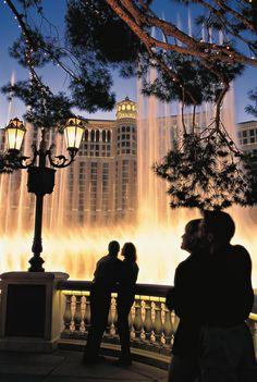 #bellagio #lasvegas #fountains