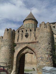 Svetitskhoveli Cathedral - Tbilisi, Georgia