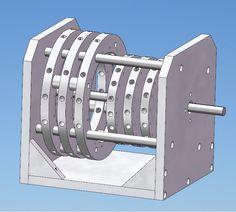 magnet motor + free energy SP500 + tim ventura railgun