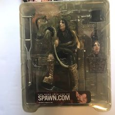 SPAWN.COM McFarlane Toys Alice Cooper Super Stage Action Figures 14 Piece Set