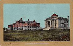 Ohio postcard Cincinnati, University of Cincinnati ca 1907 | eBay