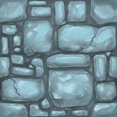 Pentact-Art: Painterly Style Textures Texture Mapping, 3d Texture, Tiles Texture, Stone Texture, Paint Texture, Game Textures, Textures Patterns, Ink Painting, Stone Painting
