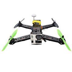 ARRIS FPV300 300 Mini Racing Sport Carbon Fiber Quadcopter RTF with DEVO7 Transmitter for FPV (Assembled) drone reviews