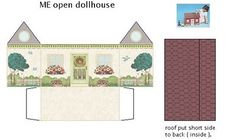 Our miniatures - Printables: Dollhouses