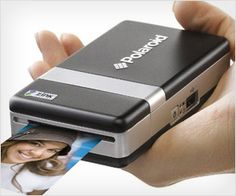 Bring your mobile #phone alive  with hand-held instant portable photo #printer.