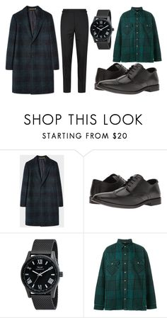 """""""Soojin's coordination for Donghyuk, my girls creation"""" by powerpt on Polyvore featuring PS Paul Smith, Steve Madden, Yeezy by Kanye West, Tom Ford, men's fashion and menswear"""