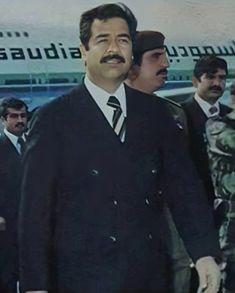Iraqi President, Beard Logo, Adventure Magazine, Saddam Hussein, Presidents, Suit Jacket, Palestine, History, Facts