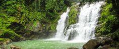 nauyaca waterfalls cascades    - Costa Rica