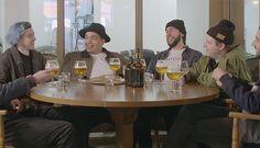 Dead Obies à l'émission Fabriqué au Québec sur les ondes de Musique plus