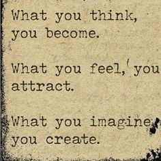 "What you #imagine, you #create...Dishfunctional Designs: inspiration... esto parece ""El Secreto""..."