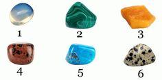 Найдите минутку, чтобы внимательно посмотреть на эти шесть камней. Не думайте слишком долго, просто выберите тот из них, который вам понравился больше!  Не будем загадывать далеко. Дадим прогноз только на апрель. Вот что это означает: Камень №1: Первый камень — это Опал. Его еще называют «Лунный камень». Тот факт, что вы его выбрали, указывает на то, что прямо сейчас вы больше всего нуждаетесь в свободе от городского шума и суеты цивилизации. Вы чувствуете необходимость отключиться и хотя…
