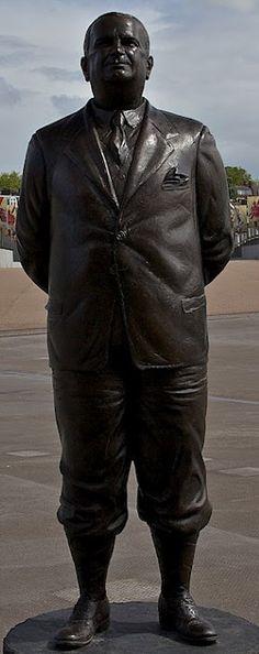 Calcio Inglese - Herbert Chapman, l'uomo del sistema #HerbertChapman #magazinepragma #premierleague #calcioinglese