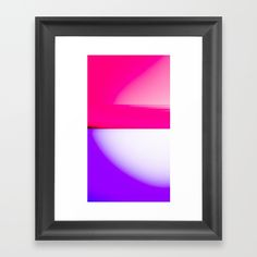 Partial Framed Art Print by TheseRmyDesigns. Worldwide shipping available at Society6.com. #art #framedart #abstract #conceptual #Wallart #society6
