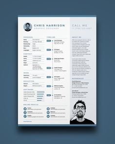 Create Cover Letter Free Resume Template  Cv Template  Cover Letter  Modern Resume Designs .