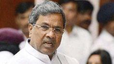 As the battle for Karnataka hots up between the ruling Congress and the BJP, Karnataka Chief Minister Siddaramaiah took a dig at BJP president Amit Shah for calling him 'AHINDU' (anti-Hindu).