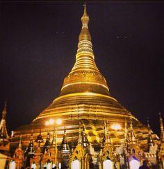 Shwedagon Pagoda myanmar Shwedagon Pagoda, Burj Khalifa, Around The Worlds, Tower, Building, Travel, Rook, Viajes, Computer Case