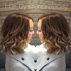 Hair by @erickalacey  Facebook page: Hair Design by Ericka Dowsett
