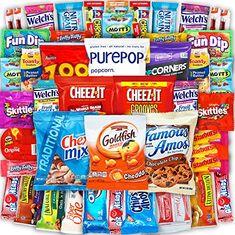Canopy Snacks - Bulk Snacks (50 Count) Care Package – Var... https://www.amazon.com/dp/B01DS73UM6/ref=cm_sw_r_pi_dp_U_x_d9-sBb4CX89N1