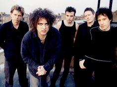 The Cure...love them.
