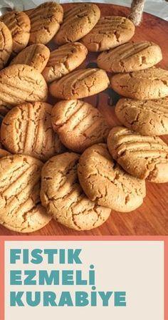 Fıstık Ezmeli Kurabiye #fıstıkezmelikurabiye #tatlıkurabiyeler #kurabiyetarifleri #nefisyemektarifleri