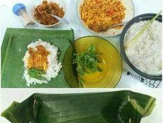 Nasi Bakar Pedas langkah memasak 3 foto Nasi Bakar, Palak Paneer, Ethnic Recipes, Kitchen, Food, Cooking, Kitchens, Essen, Meals