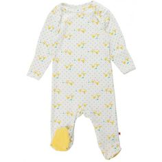 Organic Cotton Unisex Tiny Geese Sleepsuit by Piccalilly. Organic Baby, Organic Cotton, Newborn Baby Gifts, Cool Patterns, Kids Outfits, Unisex, How To Wear, Summer 2016, 12 Months