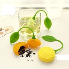 Reuseable Foof safe Silicone Yellow Lemon Shape Tea Leaf Bag Holder Tea Coffee Herb Punch Filter Tea Infuser #>=#>=#>=#>=#> Click on the pin to check out discount price, color, size, shipping, etc. Save and like it!
