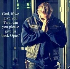Sons of anarchy opie & Jax